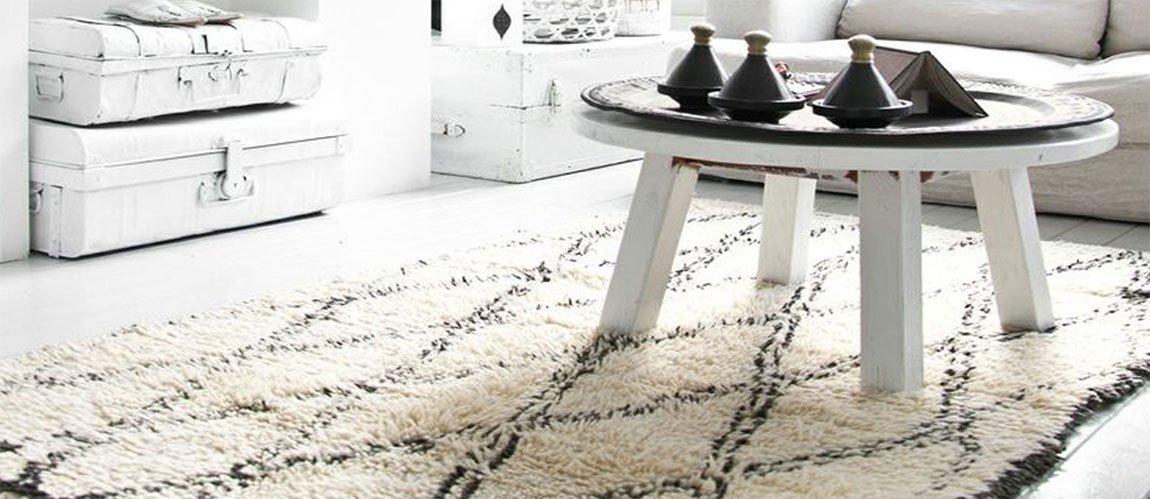 Het grootst in moderne tapijten - koop uw tapijt bij Trendcarpet.