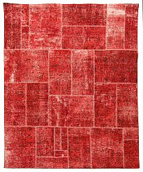 Perzisch tapijt Colored Vintage Patchwork 259 x 208 cm