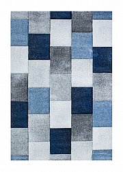 Wilton - London Mosaik (blauw)
