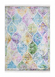 Vloerkleed 200 x 290 cm (wilton) - Colourful Bell (multi)