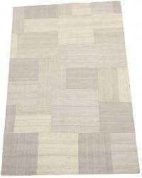 Patchwork - Superior new wool Patchwork (wit)