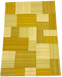 Patchwork - Superior new wool Patchwork (geel)