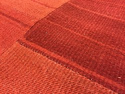 Patchwork - Superior new wool Patchwork (rood)