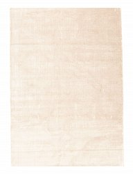 Viscose-vloerkleed - Jodhpur Special Luxury Edition (licht beige)