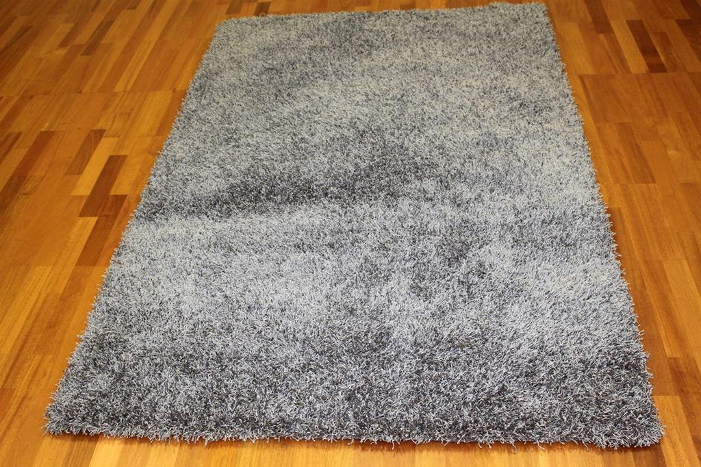 Hoogpolig Vloerkleed Fancy Grijs Trendcarpet Nl